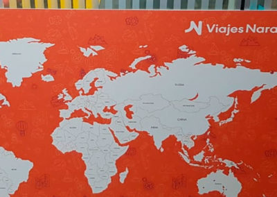 Mapa-Viajes